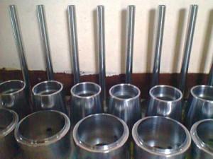 Moulding Gelas
