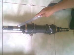 Shaft pemotong Soptek 2